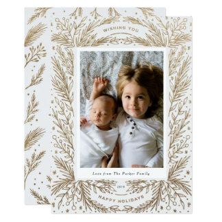 Sweet Joy / White Gold Card