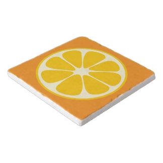 Sweet Juicy Orange Tropical Citrus Fruit Slice Trivet