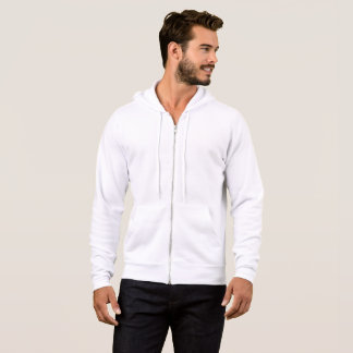 Sweet Justice Hoodie for Men (white)
