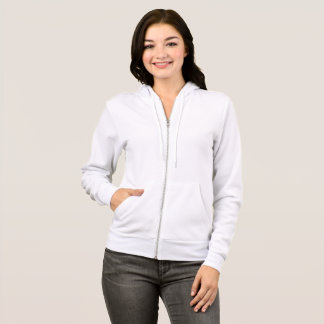 Sweet Justice Hoodie for Women (white)