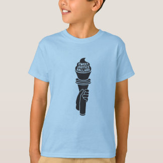 Sweet Justice Kids T-Shirt (blue)