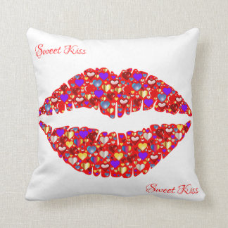 sweet kiss cushion