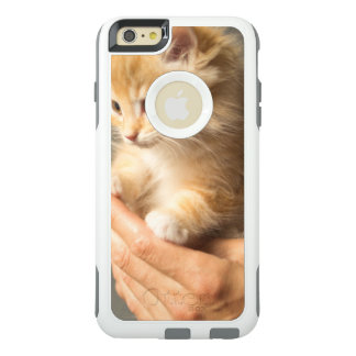 Sweet Kitten in Good Hand OtterBox iPhone 6/6s Plus Case