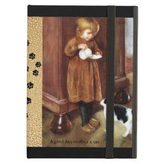 Sweet Kitten iPad Air Cases