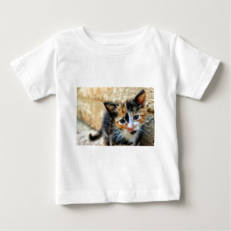 Sweet Kitty looking at YOU Baby T-Shirt