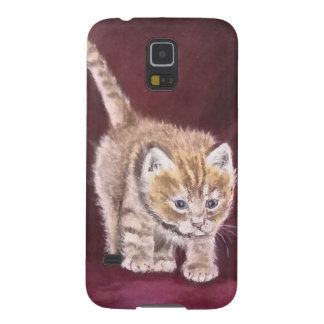 Sweet Kitty, Warm Kitty Cases For Galaxy S5