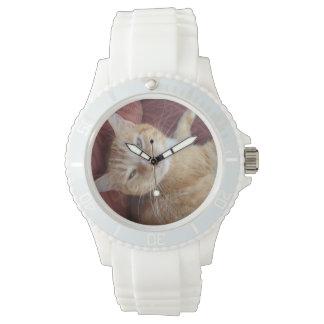 Sweet Kitty Wrist Watch