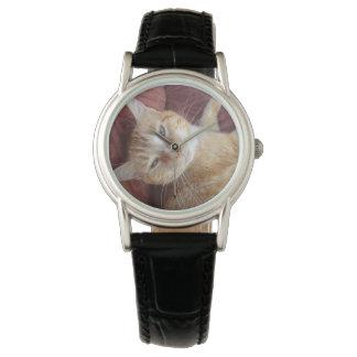 Sweet Kitty Wrist Watches