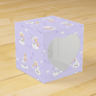Sweet Lamb on Cloud Favour Box