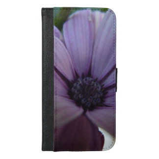 Sweet Lavender Daisy iPhone 6/6s Plus Wallet Case