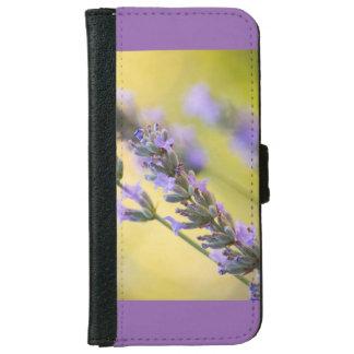 Sweet lavender iPhone 6 wallet case