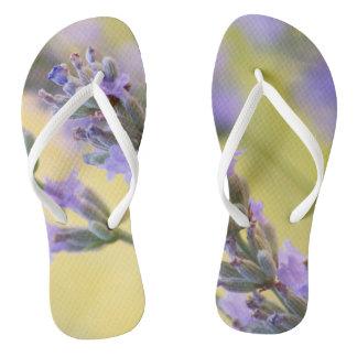 Sweet lavender thongs