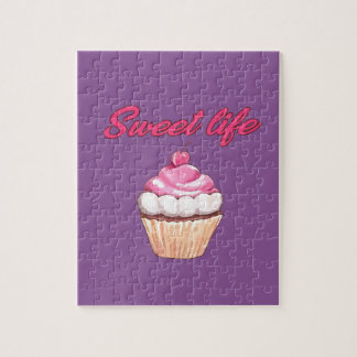Sweet life jigsaw puzzle