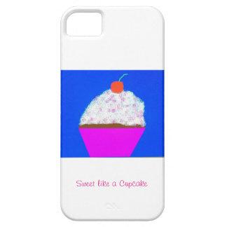 Sweet like a Cupcake iPhone 5 Cases