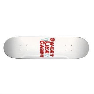 Sweet Like Candy 21.6 Cm Old School Skateboard Deck