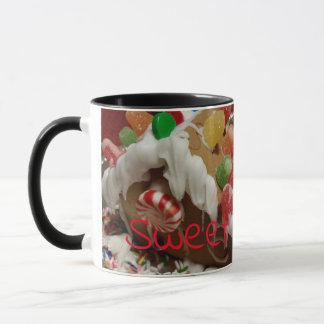 Sweet Like Candy Gingerbread Mug