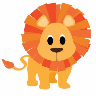 Sweet Lion Photo Sculptures
