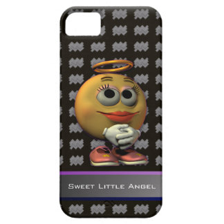 Sweet Little Angel Case For The iPhone 5