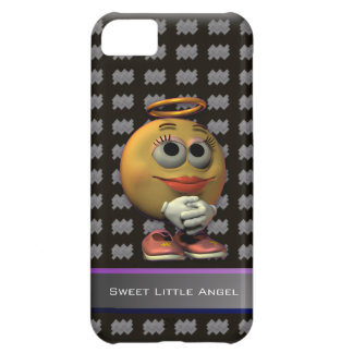 Sweet Little Angel iPhone 5C Case