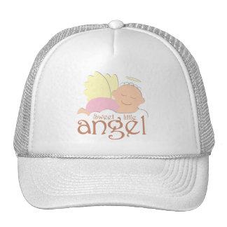 Sweet little angel trucker hat