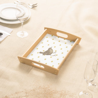 Sweet Little Bird Tray