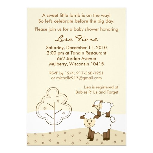 sheep invitations 2 000 sheep invites announcements