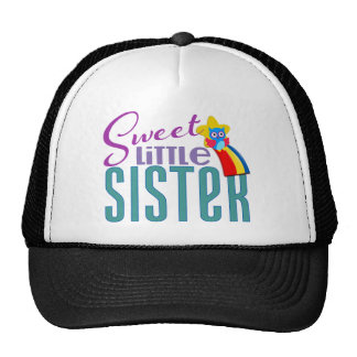 Sweet Little Sister Hats