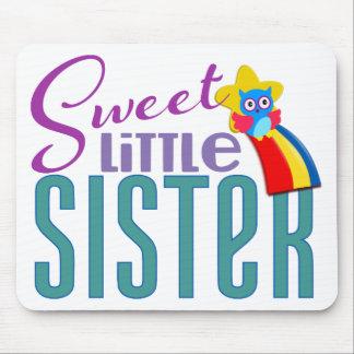 Sweet Little Sister Mousepads