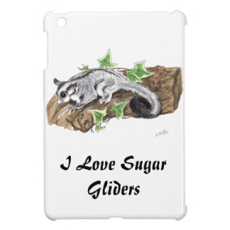 Sweet Little Sugar glider Joey Case For The iPad Mini