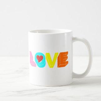 Sweet Love Classic White Coffee Mug