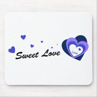 Sweet Love(Purple) Mouse Pad