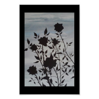 Sweet Lying Roses Poster
