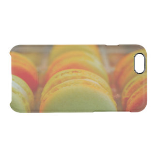 Sweet Macarons Clear iPhone 6/6S Case