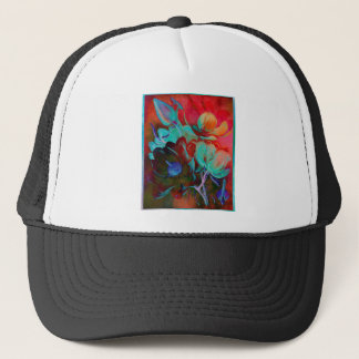 SWEET MAGNOLIA EVENING TRUCKER HAT