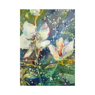 Sweet Magnolia watercolor print