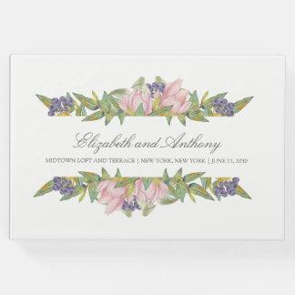 Sweet Magnolia Wedding Guestbook