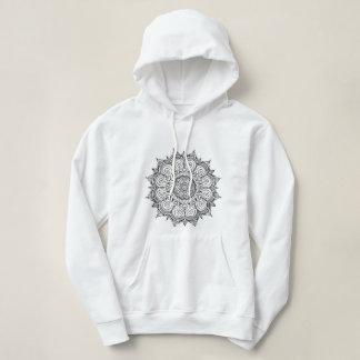 Sweet Mandala, original design Sweatshirt/Hoodie Hoodie