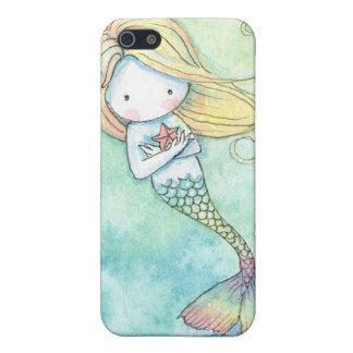 Sweet Mermaid iPhone Case iPhone 5/5S Case