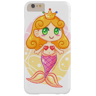 Sweet Mermaid Princess iPhone 6/6s Plus Phone Case