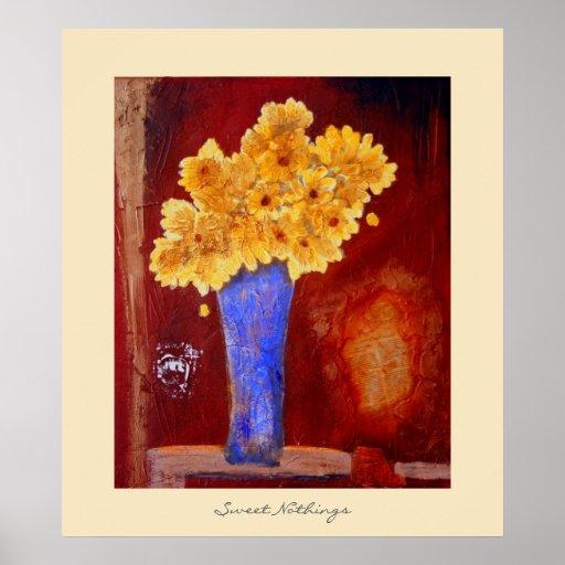Sweet Nothings ~ Semi Abstract ~ Fine Art Print