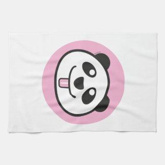 Sweet Panda Kitchen Towel