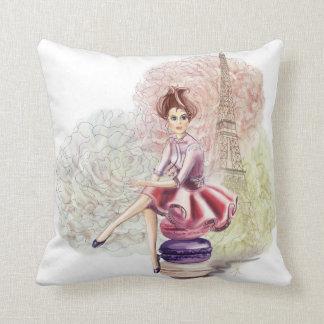 Sweet Paris Cushion