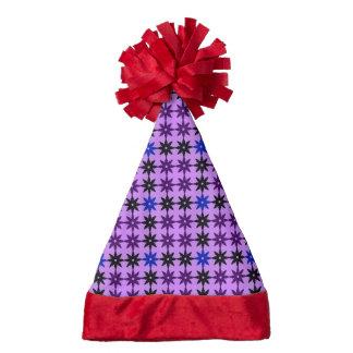 sweet pattern 09 stars santa hat