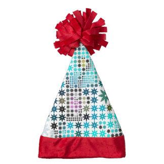 sweet pattern, stars 04 santa hat