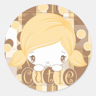 Sweet Pea Cutie sticker 12