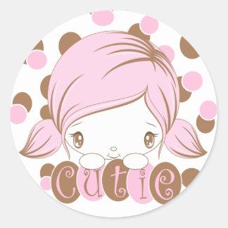 Sweet Pea Cutie sticker 8