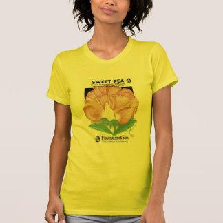 Sweet Pea, Early Flowering, F. Lagomarsino & Sons T-Shirt