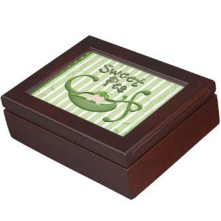 Sweet Pea Memory Box