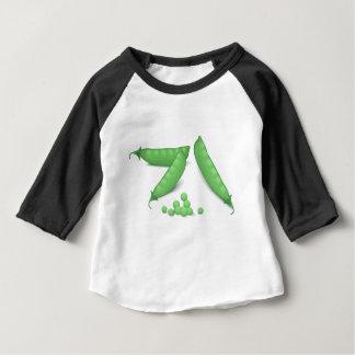 Sweet Peas Baby T-Shirt