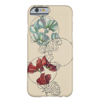sweet peas barely there iPhone 6 case